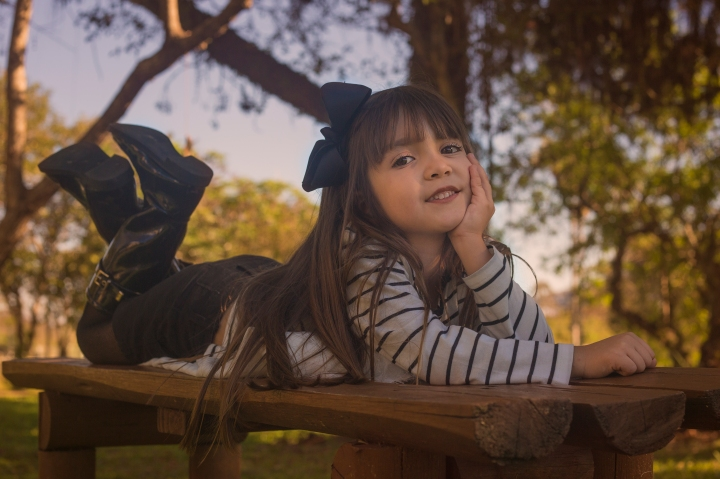 Ensaio infantil em Florianopolis