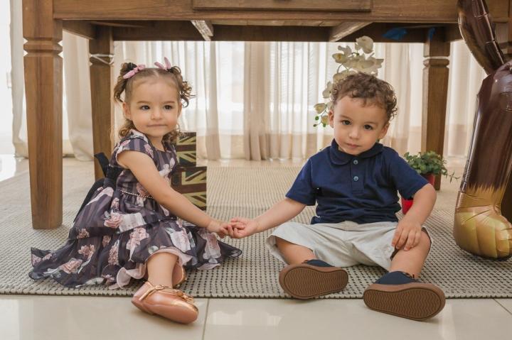 Aniversário dos Gêmeos Lorenzo eCatarina