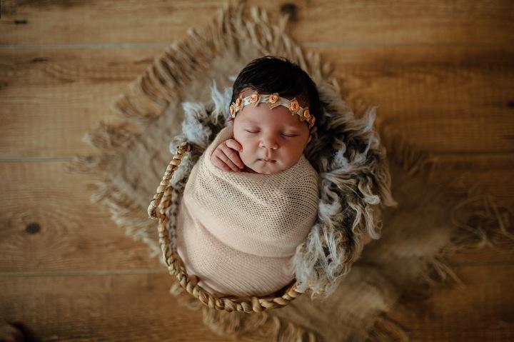 Ensaio Newborn Aurora